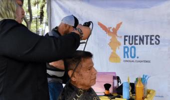 Concejal De La Alcaldía Cuauhtémoc Inaugura Alcaldía