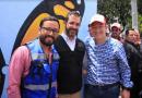 SSC CAPITALINA Y ALCALDÍAS BENITO JUÁREZ Y MIGUEL HIDALGO FIRMAN COMPROMISO DE SEGURIDAD