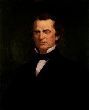 Andrew Johnson presidential portrait