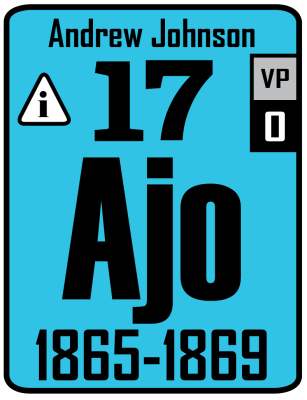 The Periodic Table of the Presidents - Andrew Johnson