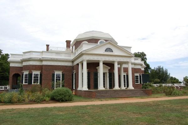 Thomas Jefferson's Monticello - The Periodic Table of the Presidents