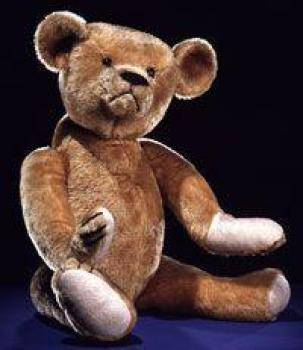 Teddy Bear - Smithsonian