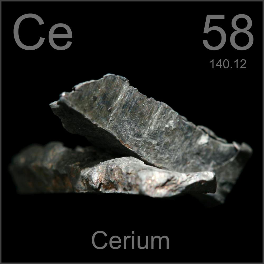 chemistry http://periodictable.com/Elements/058/index.html