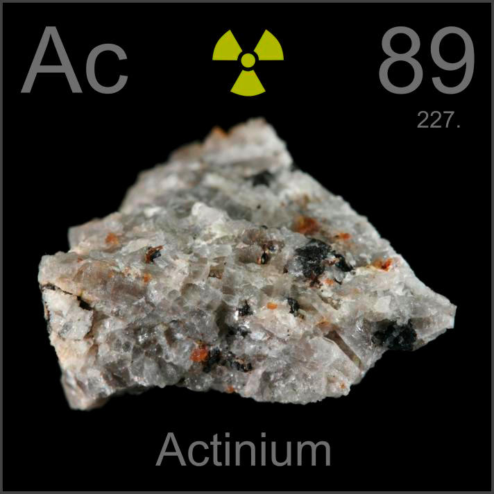 aktinium