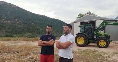 Ντίνος: Μια πρότυπη κτηνοτροφική μονάδα στην Παραμυθιά! (βίντεο)