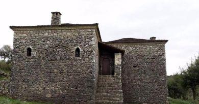 Αύριο Κυριακή τα εγκαίνια της ιστορικής οικίας του Λάμπρου Τζαβέλλα