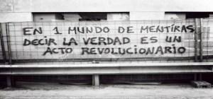 El mayor acto de rebeldía es pensar – Discurso Antisistema