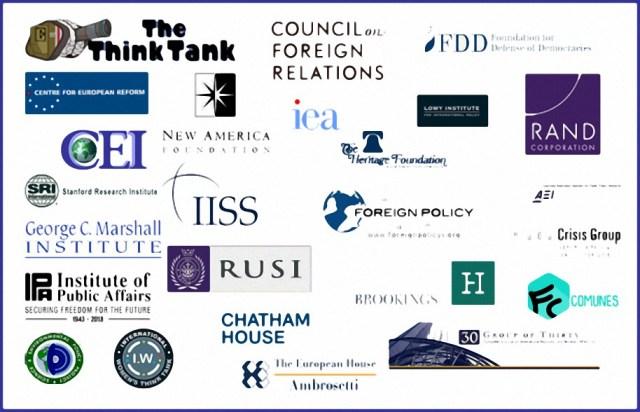Tanques de Pensamiento (Think Tanks) – La Batalla por el Control de Nuestra Mente
