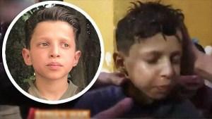 """Niño sirio revela la verdad sobre vídeo del """"ataque químico"""" en Duma"""
