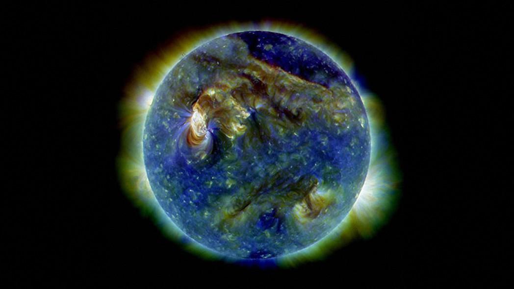 Una tormenta magnética en la Tierra sorprende a los científicos
