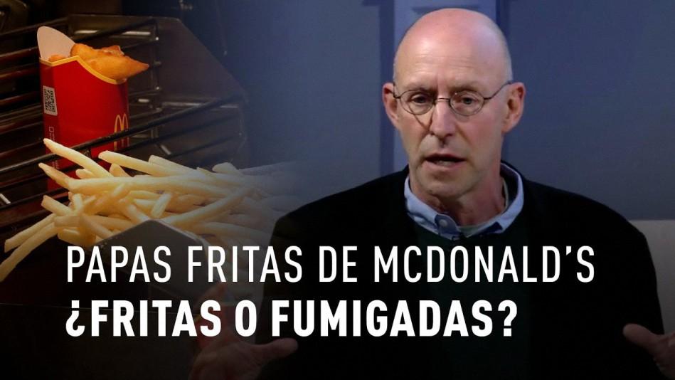 Patatas fritas de McDonald's: agricultura modelada por el marketing