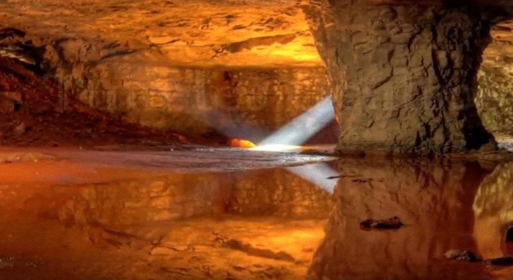 Impresionante red de túneles ocultos recorren todo el planeta