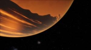 Como un globo: descubren en el espacio profundo un exoplaneta inflado con helio