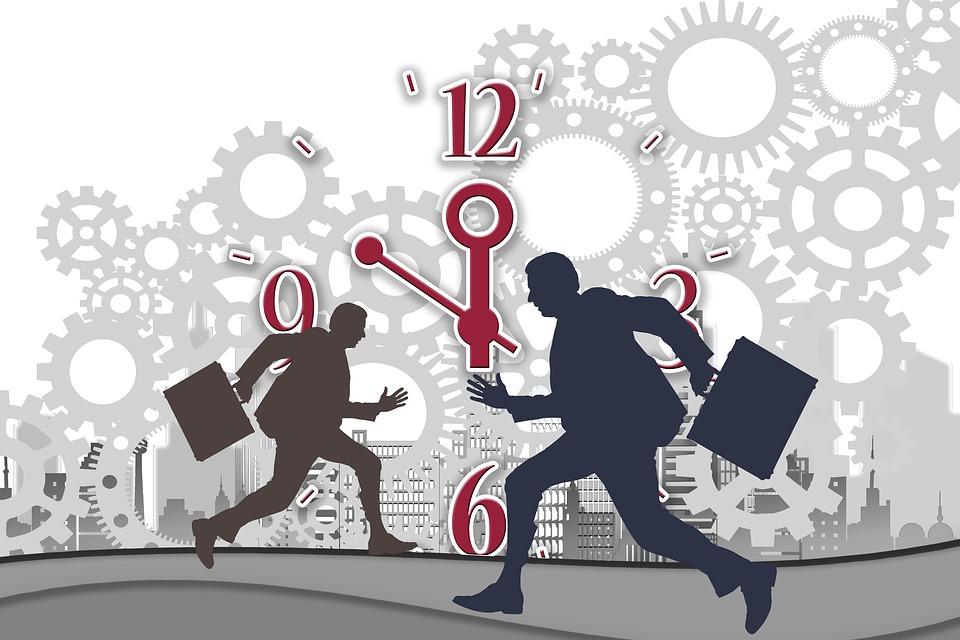 Vivir para trabajar, el esclavo moderno