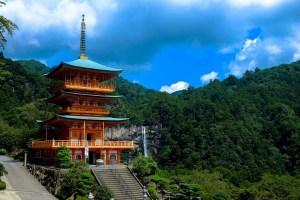 Construcciones imposibles en Japón que nadie ha podido explicar