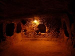Derinkuyu, la ciudad subterránea más misteriosa del mundo