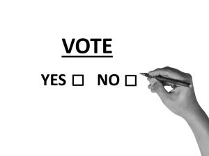 Nos quieren obligar a votar (Vídeo surrealista) Elecciones europeas 2019