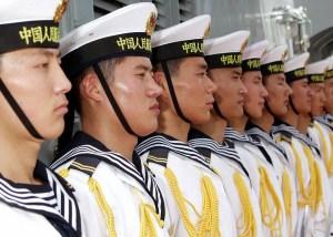 China parece estar preparándose para la Tercera Guerra Mundial
