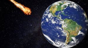 """Un medio británico advierte de un """"asteroide apocalíptico"""" que aparecerá el día de San Valentín"""