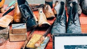 Arqueólogo amateur halla un zapato de 1.000 años en el río Támesis