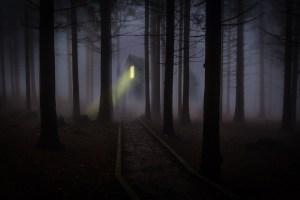 La misteriosa casa de las voces