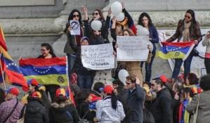 Guaidó no descarta autorizar intervención de EE.UU. en Venezuela