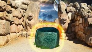 Las Pirámides y el Cubo Verde que desmontan la historia
