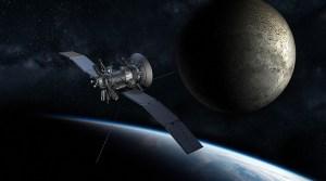 Israel envía a la Luna una sonda espacial para medir su campo magnético