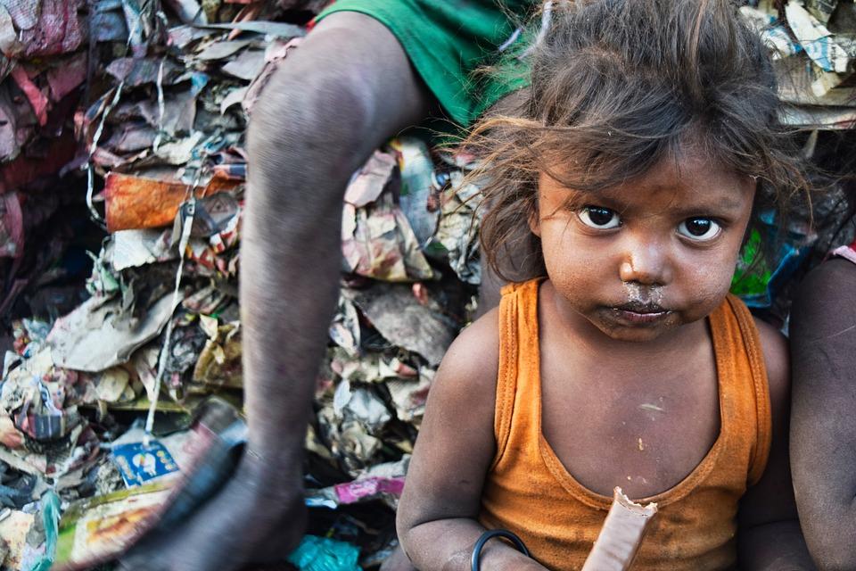 Los motivos del hambre en el mundo