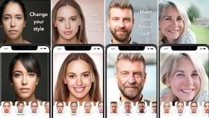 FaceApp: La aplicación que te muestra de viejo causa furor en la Red y advierten de que esconde un peligro