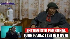 El Increíble contacto Extraterrestre de Juan Pérez