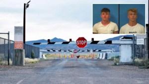 Detienen a dos youtubers por violar la zona de seguridad del Área 51
