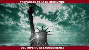 Prepárate para el derrumbe del imperio estadounidense