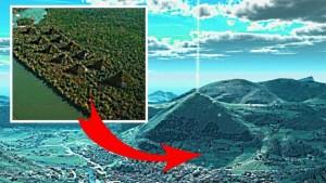 Las misteriosas 22 pirámides del Amazonas