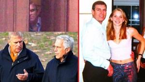 La macabra amistad entre Jeffrey Epstein y el príncipe Andres de York