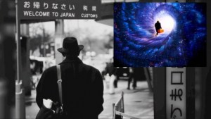 El Hombre que vino de un Mundo Paralelo – El Hombre de Taured