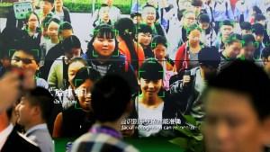 Crean en China una cámara de 500 megapixeles con inteligencia artificial capaz de identificar un rostro en un estadio lleno