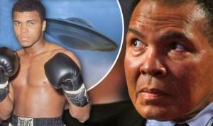 ¿Qué le pasó a Mohammad Ali con el fenómeno ovni?