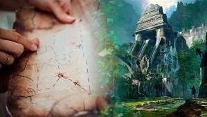 Exploradores que desaparecieron en busca de mundos perdidos
