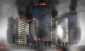 2020, Año del comienzo del caos mundial