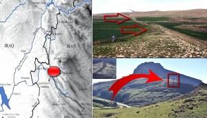 Un nuevo misterio arqueológico es descubierto en Irán