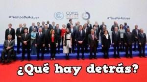 La farsa de la cumbre por el clima de Madrid 2019 y su objetivo real