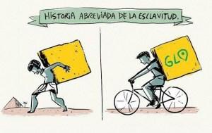La nueva situación laboral en España que se esta implantando, Los nuevos esclavos