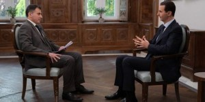 Presidente Al Assad denuncia que hay miles de militares estadounidenses en Siria