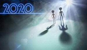 2020: el año de la gran revelación extraterrestre