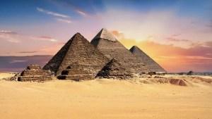 Científicos planean bombardear con rayos cósmicos la Gran Pirámide de Guiza para confirmar la existencia de una cámara oculta