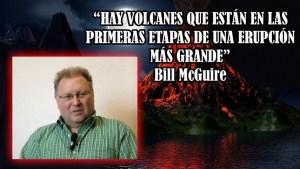 Científico avisa de volcanes del Anillo de Fuego que entrarán en erupción en 2020