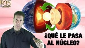 Algo grave está perturbando el núcleo de la Tierra