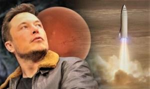 """Elon Musk: """"llevaré un millón de personas a Marte antes de 2050"""""""