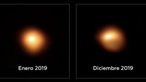 ¿Qué sucede con Betelgeuse, la estrella que registra cambios sin precedentes?